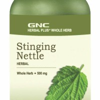 GNC HERBAL PLUS WHOLE HERB STINGING NETTLE