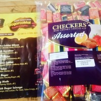 Checkers Assorted 800gr