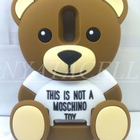 Case 4D Teddy Bear Xiaomi Redmi Note 3 Pro /Karakter/Rubber/Moschino/3
