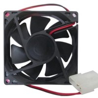 Fan Kipas Komputer cpu PC Casing 8 cm plus baut 2