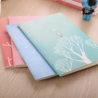 [SALE] K5014 Notebook Nota Buku A5 Star Sky Little Girl Buku Tulis