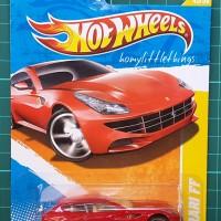 Hot Wheels : Ferrari FF Hotwheels Supercar AKTA US Red