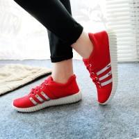 Replika Adidas Wanita / Sepatu Running Adidas Tb-707 Merah