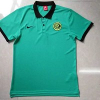 Kaos Polo Shirt Inter Milan 3rd UCL 16/17 Grade Ori 2016/2017