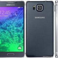 Samsung Galaxy Alpha Sein Resmi