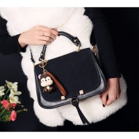 TAS WANITA IMPOR MODIS LUXURY HANDBAG BLACK KOREAN