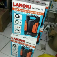 Jet Cleaner High Pressure Lakoni Laguna 70 550watt