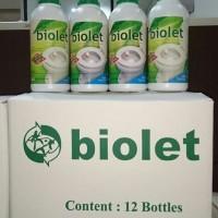 Biolet 500 ml - Penghilang Bau Tidak Sedap Pada Toilet / WC