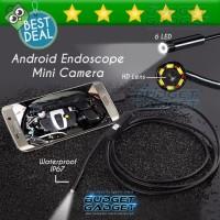 Kamera Mini Smartphone Android 7mm 4cm Focal Distance Endoscope  720P