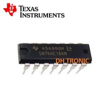 IC 74HC164N 74HC164 74LS164 74LS164N 8 Bit Serial In Parallel Out