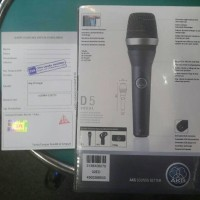 Microphone cable AKG D5 (Original)