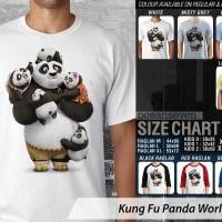 Kung Fu Panda World 2 TX - KAOS DISTRO PRIA WANITA OCEANSEVEN
