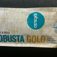 Jual Robusta Gold 200gram Kopi Bubuk Excelso - Grounded Coffee Murah