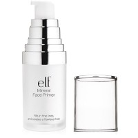 ELF MINERAL INFUSED FACE PRIMER CLEAR - Acne Skin Oily - Makeup BAse
