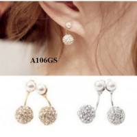 harga Anting Korea (gelang,kalung,cincin import,perhiasan set,xuping) Tokopedia.com