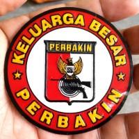 Jual Stiker Kaca Mobil Logo Perbakin Sticker Perbakin Kota