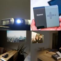 harga Lenovo P0510 Pocket Projector Original - Garansi Resmi 1 Tahun Tokopedia.com