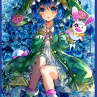 Card Sleeves DATE A LIVE Yoshino 60Pcs 67x92mm