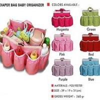 Diaper Bag Baby Organizer