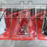 Handguard model Acerbis