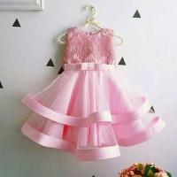 dres gio kid pakaian pesta baju anak perempuan gaun cantik