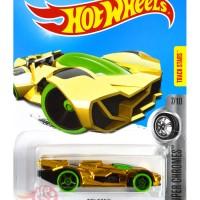 Rev Rod GOLD CHROME Track Stars - HW Hot Wheels Hotwheels