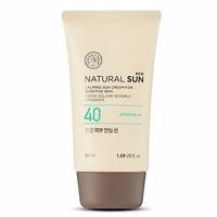 The Face Shop Natural Sun Eco Calming Sensitive Sun SPF 40 50ml LV