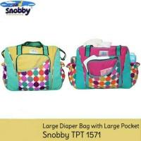 Jual Tas bayi Snobby/tas bayi Snobby besar size color mables TPT 1571 Murah