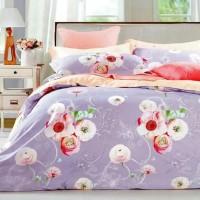 Bedcover Set Katun Jepang Flower Series #2 180x200x25