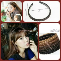 BANDO KEPANG HAIRCLIP HAIRPIECE HAIR ACCECORIES WIG KOREA
