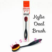 Jual KYLIE OVAL BRUSH / oval make up brush Murah