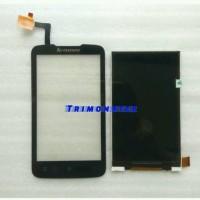 Lcd + Touchscreen Fullset Lenovo A316i Original