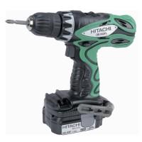 Bor Obeng Baterai - Cordless Driver Drill Hitachi DS14DFL - DS 14D