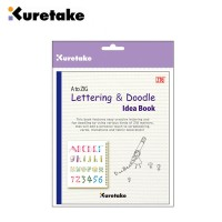 A to Zig Lettering & Doodle Idea Book