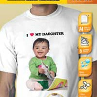 Data Print A4 T-Shirt Transfer Paper