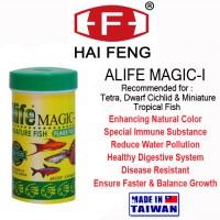 HAI FENG ALIFE MAGIC-I EXCEL GROWTH 30GR FISH FOOD MAKANAN IKAN TETRA