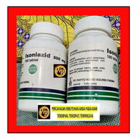 ISONIAZID (INH) 300 MG ISI 100 TABLET ..