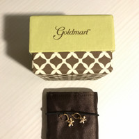 Goldmart Anting Kupu-kupu (untuk anak-anak)