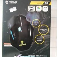 Mouse Gaming Rexus Seri RXM-G7USB