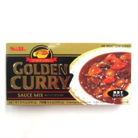 S&B GOLDEN CURRY KARAKUCHI ( CURRY ROUX : HOT ) Diskon