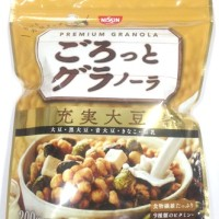 NISSIN CISCO GRANOLA JUJITSU DAIZU (CEREAL: SOYBEAN) Limited