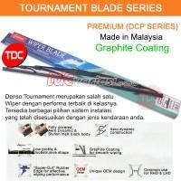 PERODUA MYVI WIPER DENSO TOURNAMENT STANDART DCP MADE IN MALAYSIA|TMC
