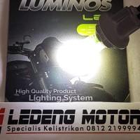 Lampu T10 1 mata KERAMIK Led Nine Luminos