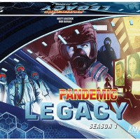 harga Pandemic Legacy: Season 1 Board Game Tokopedia.com