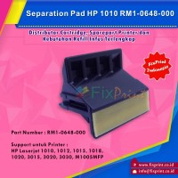 harga Separation Pad Printer Laserjet Hp 1020 Hp 1010 Tokopedia.com