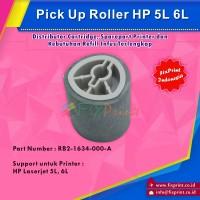 PICK UP ROLLER HP 5L 6L RB2-1634-000-A