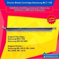 Doctor Blade MLT-108 MLT-D108S, Cleaning Blade Printer Samsung ML 2010