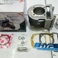 Blok Bore Up KTC Racing 55mm Beat Karbu Karburator Scoopy Spacy