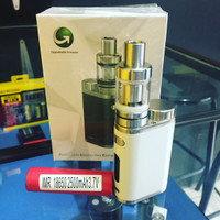 istick pico kit white include battery