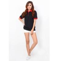 Polo Shirt Wanita Kombinasi warna Okechuku